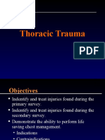 CHAPTER 04 - Trauma Thorax