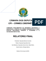 CPI Crimes Cibernéticos