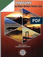 Buku Penduan Pengembangan Desa Wisata-2015