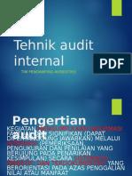8. TEHNIK AUDIT INTERNAL.ppt