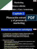 2.-Planeacion Estrategica y El Proceso de Marketing