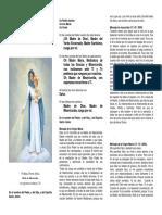S-Coronilla de La Madre de Misericordia Con Mensajes