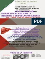 Prevalencia de la infección oculta por el VHC en población abierta .pptx