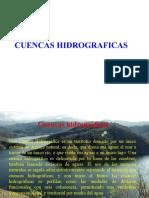 Clase 1 - Cuencas