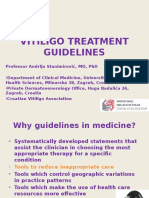 Vitiligo Treatment Guidelines Prof. Stanimirovich May 2015 (1)