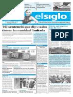 Edicion Impresa El Siglo 29-03-17