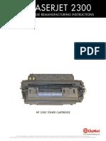 HP 2300 Reman Eng