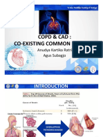 9_2_ COPD and CAD - Co-Existing Common Problem - Agus Subagjo, MD, FIHA