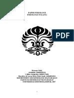 Paper Fisiologi Tulang Kelompok 13