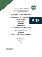 Practica 1 Ing Manufac Soldadura
