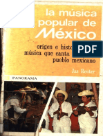 Jas Reuter - La Música Popular de México