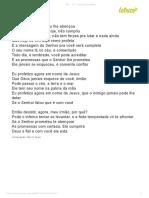PROFETIZO - Mara Lima (Impressão)