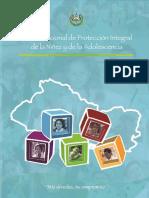 Política Nacional de La Niñez y Adolescencia.