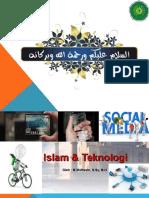 Islam dan teknologi.ppt