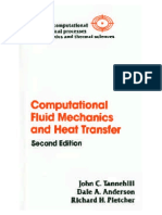 A Computacional Fluids Mechanics and Heat Trasnfer
