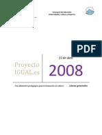 Borrador 2008 Proyecto Igual.es