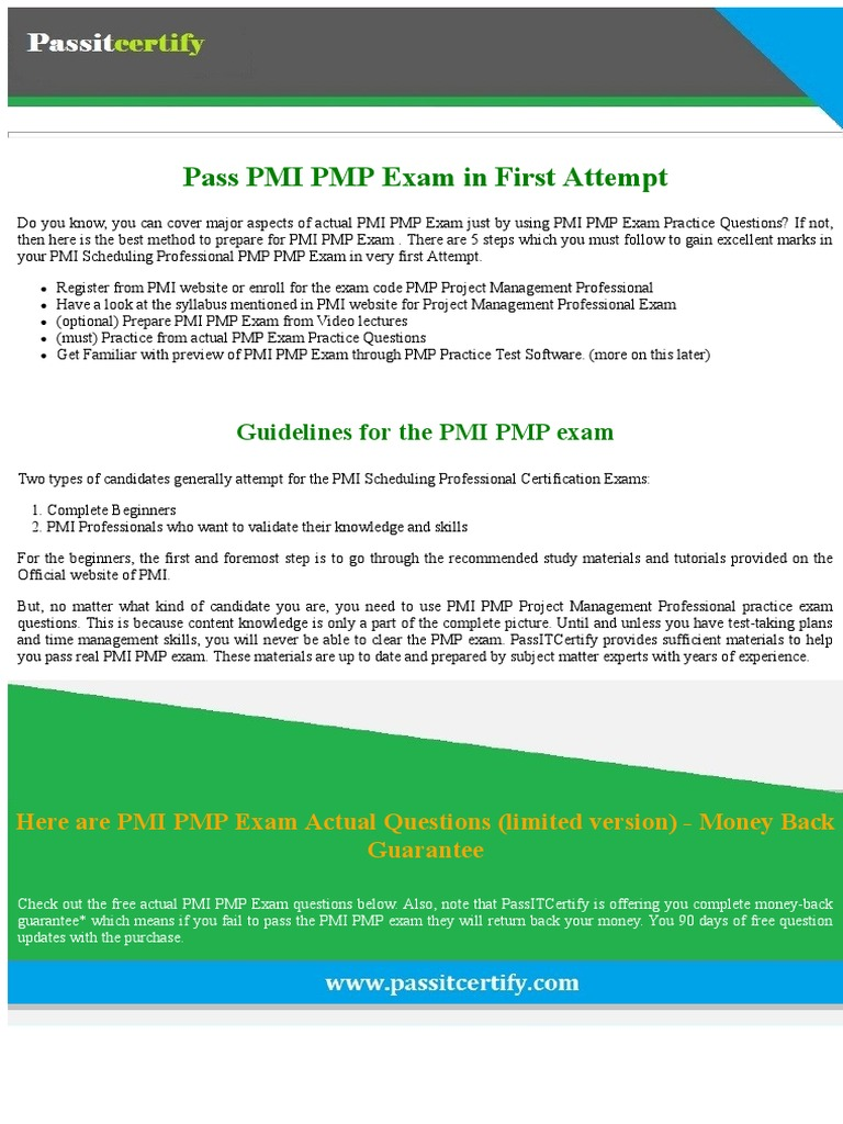 Pmi project management professional pmp exam dumps project management professional test assessment