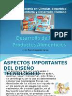 1 Desarrollo de Nuevos Productos Alimenticios