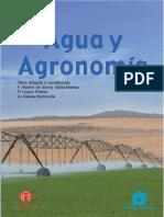 Agua y agronomia
