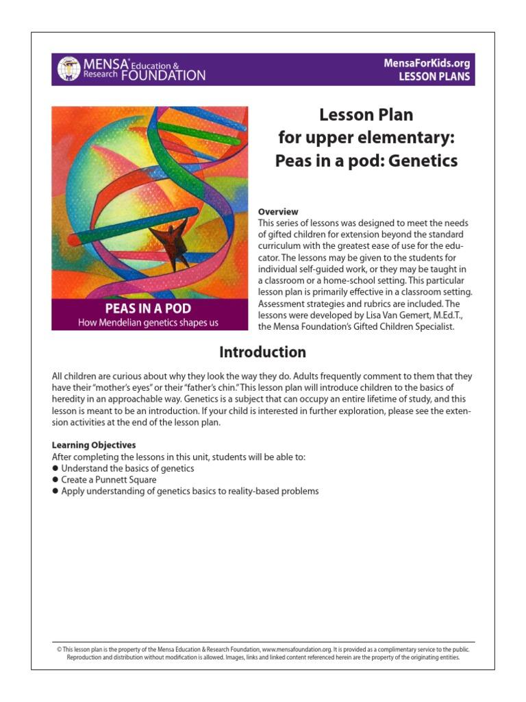 worksheet Genetics Basics Worksheet lesson genetics dominance allele