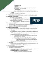 Unit 3 Physiology Leff Calcium Regulation