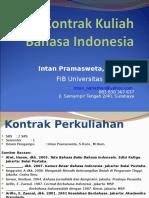 1 Kontrak Kuliah (Revisi)
