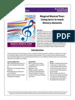 Lesson MagicMusicTour