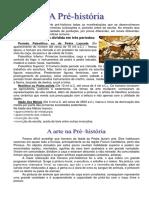 aartenaprhistria6ano-120316072118-phpapp01