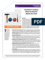 Lesson Writers Toolbox
