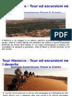 Tour Marocco - Tour Ed Escursioni Nel Deserto