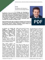 Revista Digital del Colegio de Sociología y Politología de Navarra. Entrevista Fernando De Yzaguirre