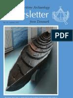 Maritime Archaeology Newsletter from Denmark 25, 2010