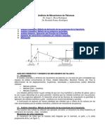 Análisis de Mecanismos de Palancas, Rosendo Franco