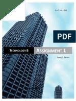 Assignment 1- Technology B