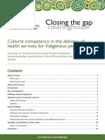203 Cultural Compentency