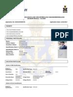 Application SGH181M000795
