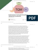 Implementasi T Q M Pada Perusahaan Jepang Dan Di Indonesia _ Tri Noviantoro _ Pulse _ LinkedIn