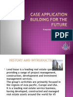 Management Case Application-building for the Future