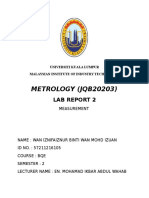 metrology lab report 1.docx