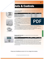 Watts Radiant Controls Catalog En-20100519