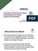 Aula-Ondas _(Reflexao, refração, superposição_)