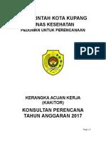 Tor Perencanaan 2017