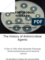 4. Antimicrobial Therapy