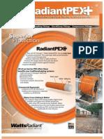 Watts Radiant RadiantPEX Catalog En-20100519