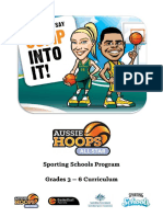 sporting schools aussie hoops all-star