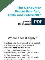 Consumer Law Ppt