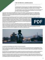 OP Desigualdades Urbanas de La Infancia y Adolescencia Sin Ref