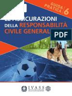 Le assicurazioni della responsabilità civile generale
