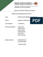 Documents.mx Ejercicios Medidas Instrumentacion Electronica