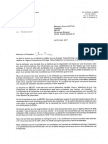 La lettre du patron de la FFB